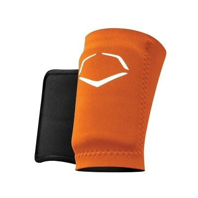 (Large, Orange) - EvoShield MLB Protective Wrist Guard. Shipping is Free