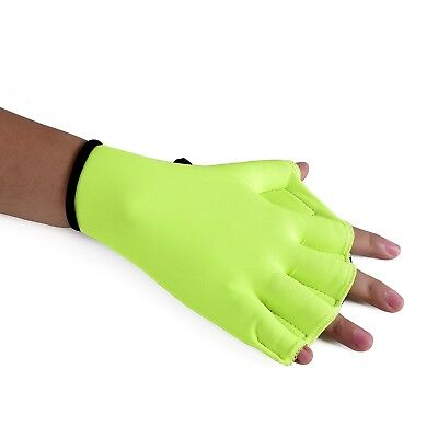 Plat'a'Pool Webbed Fitness Aerobics Water Resistance Gloves | Great for