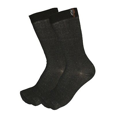 (Small, Black) - WSI Heatr Socks. Best Price