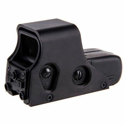 AURKTECH Hunting Airsoft Green Red Dot Reflex Sight With 4 Type Reticle