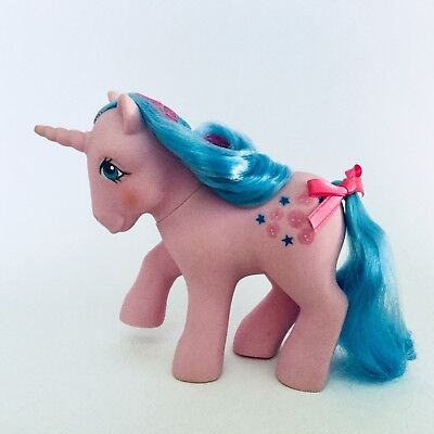 My Little Pony Vintage G1 - Hasbro - Non So Soft Buttons