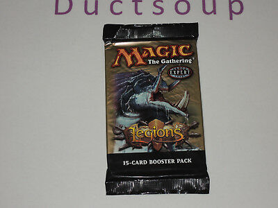 MTG - 1 Legions Booster Pack - Brand New and Sealed.