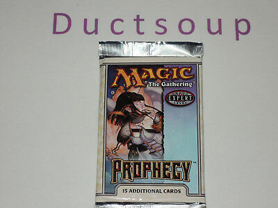MTG - 1 Prophecy Booster Pack - Brand New and Sealed.