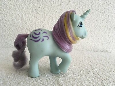 MLP mon petit poney my little pony G1 windy variante 2 french made in france