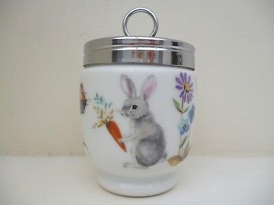 Royal Worcester Egg Coddler 'a Skippety Tale' King Size Double