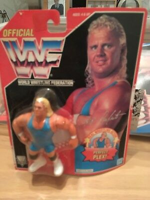 Wwf Hasbro Mr Perfect On Red Card