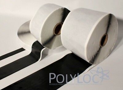 Double Sided Waterproof Membrane Jointing Butyl Tape Dpm (Various Widths)