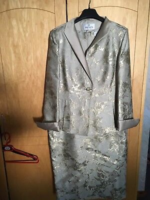 Presen Mother Of The Bride Dress & Jacket Size 14