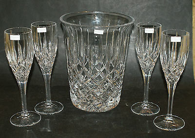 Royal Doulton Ice Bucket and Champagne Set