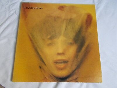 The Rolling Stones   Uk Lp.  Goat;s Head Soup.   Coc 59101.  1973. + Inserts