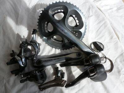 Dura Ace Groupset 7900 10 Speed Compact