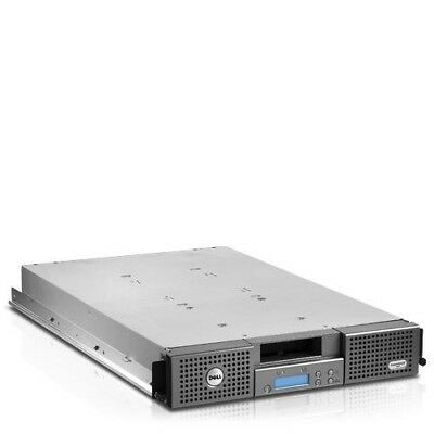 Dell PowerVault 124T Tape Autoloader 2U For 16 Tapes Rackmount Data Storage