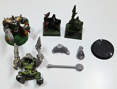 Aos Greenskins Goblin, Ork Job Lot, Ideal For 8Th Ed/blood Bowl Conversions