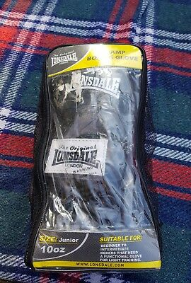 Lonsdale Junior Boxing Gloves