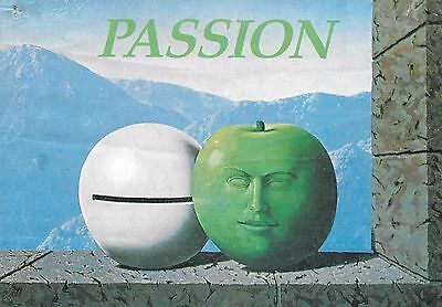Passion - Rave Flyer 1990 - Unique 3 Forgemasters Scientist DJ Fabio Grooverider