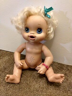 BABY ALIVE REAL SURPRISES DOLL Works!