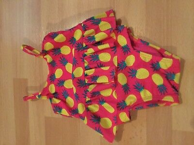 NWT: old navy infant girls one piece bathing suit (6-12 months)