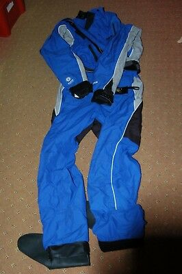 NRS Event kayaking  dry suit size L, new seal last year, unused since then