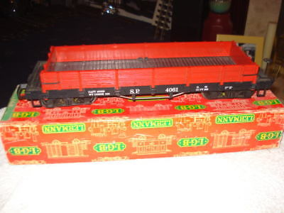 Lgb / Lehmann Wagon No: 4061 In Great Condition And Boxed