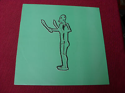 The Naturists: The Friendly Islands  NEAR MINT  UK Techno   LP