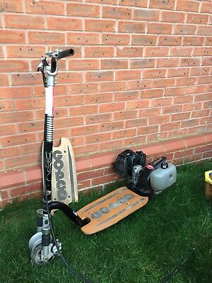 Goped GSR petrol Scooter