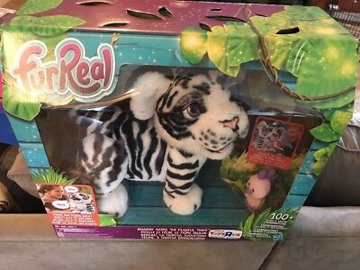 FurReal Roarin *Ivory* the Playful Tiger, Limited Edition, Exclusive, *In Hand*