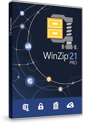 WinZip Pro 21 Lifetime License Key FAST Delivery*****