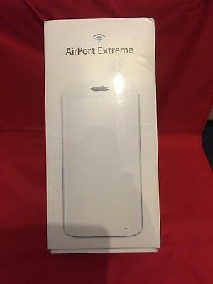 NEW Apple AirPort Extreme Wireless N Router 802.11ac Model ME918B/A A1521