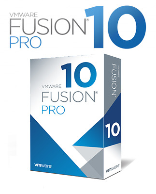 VMware Fusion 10 Pro Version for Mac [License key] for LIFE + Download
