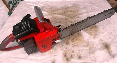 Homelite XL12 Chainsaw Red Lightweight Saw XL 1 Super