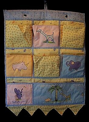 Carters John Lennon Baby Wall/Pocket Organizer Real Love 2000 Year EXC
