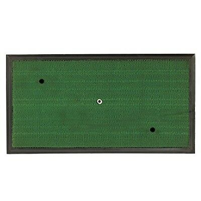 0.3m x 0.6m Hitting/Practise, Chipping and Driving Golf Grass Mat. Pro Active