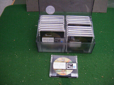 20 x  TDK  MD RXG  74minute  recordable mini discs.  Used