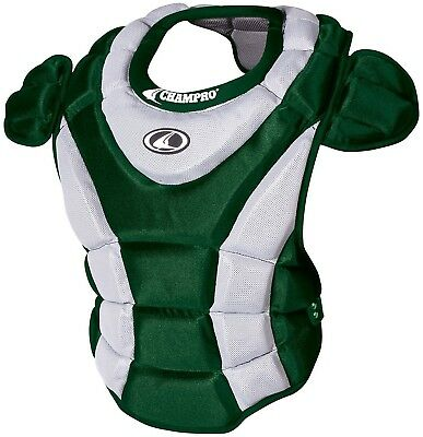 (Forest Green) - Champro Women's Chest Protector. Best Price