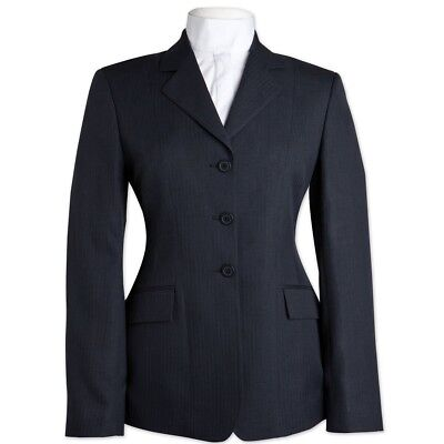 (8LG, Navy) - R.J. Classics Ladies Devon Show Coat. RJ Classics. Best Price