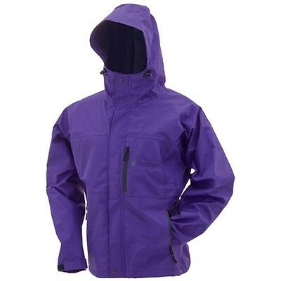 (XX-Large, Purple) - Frogg Toggs Women's Toad Rage Jacket. Shipping is Free