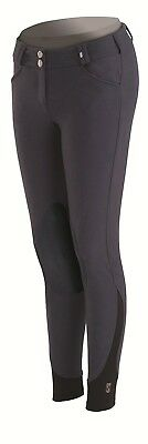 (30R, Blue) - Tredstep Nero Ladies Knee Patch Breech. Tredstep Ireland