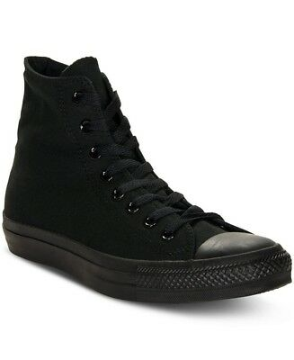 (5 D(M) US) - Converse Chuck Taylor All Star Classic High Top Sneakers - Mono