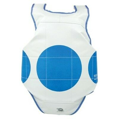 (Small) - REVERSIBLE CHEST GUARD DOT. masterline. Shipping is Free