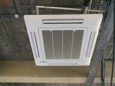 Mitsubishi Heavy Duty Air Conditioning Units