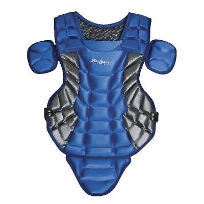 (Royal) - BSN Sports MAC B75 Junior Protector. Free Delivery