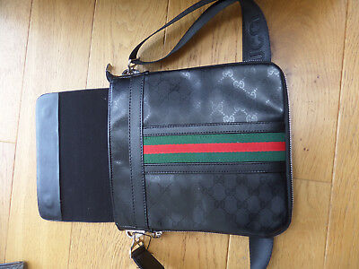 over the shoulder  --- GUCCI Bag -