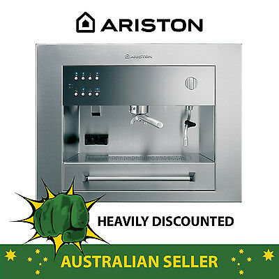 Ariston Built-In Stainless Steel Traditional Coffee Maker Machine (SCM60)