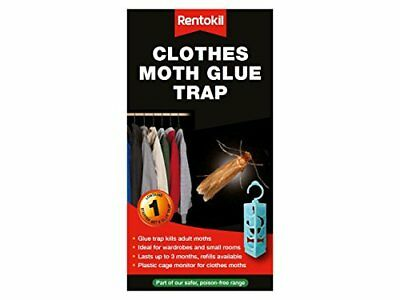 Rentokil FMP13 Clothes Moth Glue Trap