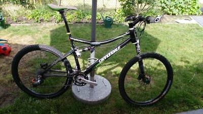 Cannondale Scalpel Fully Lefty Carbon Full XT Sram Tune Thomson 26""