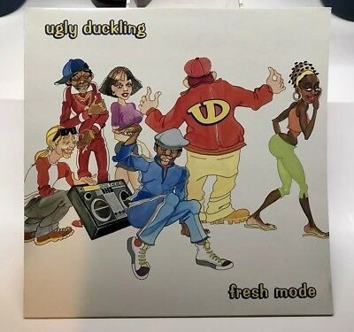 Ugly Duckling - Fresh Mode Super Rare 1999 classic