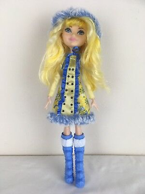 Ever After High Winter Blondie Locks Doll Monster High