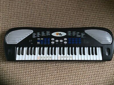 LARGE PIANO KEYBOARD - Power Play - Kids Station Toys - battery operated