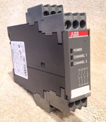 ABB C573 Safety Relay
