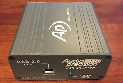Audio Precision APX525 Analyzer with Bluetooth Module  & Switches